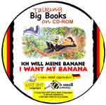 I want my Banana - Primary German Big Book CD-ROM