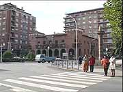 Primary Spanish: the modern town of Calahorra