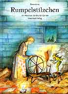 Rumpelstiltskin fairy story by Brothers Grimm