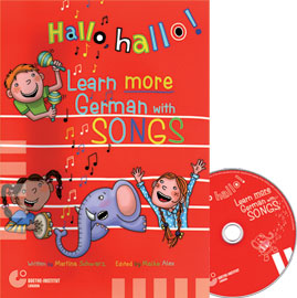 Learn More German with Songs - primary german