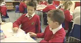 Early Start Primary French: group work